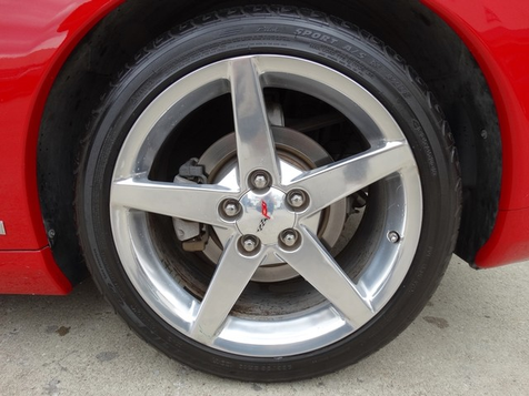2006 Chevrolet Corvette Coupe 3LT, Auto, Polished Wheels | Dallas, Texas | Corvette Warehouse  in Dallas, Texas