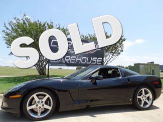 2006 Chevrolet Corvette Coupe 3LT, F55, NAV, Polished Wheels 45k | Dallas, Texas | Corvette Warehouse  in Dallas Texas