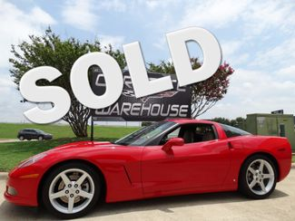 2006 Chevrolet Corvette Coupe Auto, CD Player, Alloy Wheels 57k!  | Dallas, Texas | Corvette Warehouse  in Dallas Texas