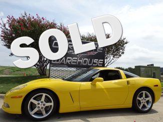 2006 Chevrolet Corvette Coupe 2LT, Z51, 6-Speed, Polished Wheels 45k! | Dallas, Texas | Corvette Warehouse  in Dallas Texas