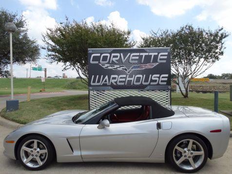 2006 Chevrolet Corvette Convertible 3LT, NAV, Auto, Polished Wheels 66k! | Dallas, Texas | Corvette Warehouse  in Dallas, Texas