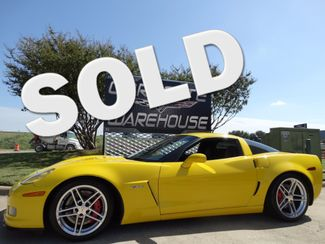2006 Chevrolet Corvette Z06 Hardtop 2LZ, NAV, NPP, Chromes 73k! | Dallas, Texas | Corvette Warehouse  in Dallas Texas