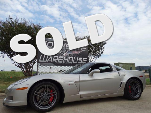 2006 Chevrolet Corvette Z06 Hardtop 2LZ, NAV, NPP, Only 9k Miles! | Dallas, Texas | Corvette Warehouse