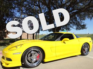 2006 Chevrolet Corvette Coupe 3LT, NAV, Corsa, Exquisite Mods 14k! | Dallas, Texas | Corvette Warehouse  in Dallas Texas