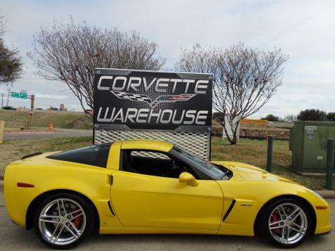 2006 Chevrolet Corvette Z06 Hardtop 2LZ, NAV, Chromes, 1-Owner 14k!   Dallas, Texas   Corvette Warehouse  in Dallas, Texas