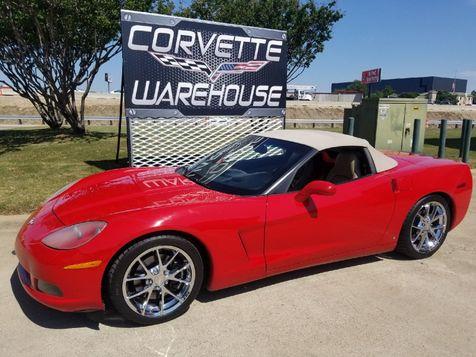 2006 Chevrolet Corvette Convertible Auto, F55, Pwr Top, Spyder Chromes! | Dallas, Texas | Corvette Warehouse  in Dallas, Texas