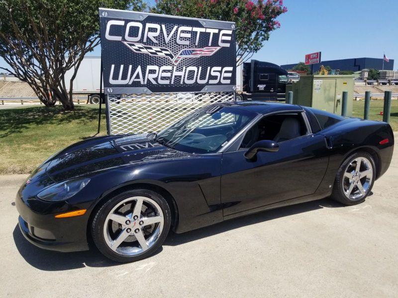 2006 Chevrolet Corvette Coupe 3LT, Z51, NAV , Auto, Chromes, Only 72k!   Dallas, Texas   Corvette Warehouse