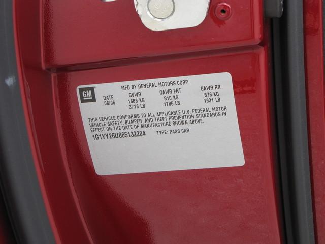 2006 Chevrolet Corvette Jacksonville , FL 47