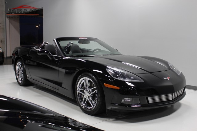 2006 Chevrolet Corvette Supercharged Merrillville, Indiana 6