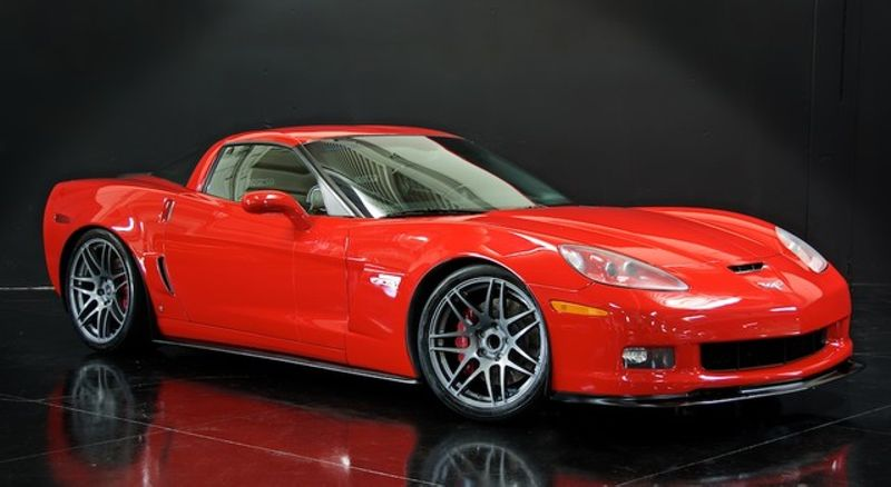 2006 Chevrolet Corvette Z06 | Milpitas, California | NBS Auto Showroom