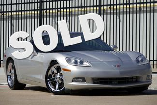 2006 Chevrolet Corvette 6-SPEED * Chrome Wheels * TEXAS CAR! * Keyless Plano, Texas