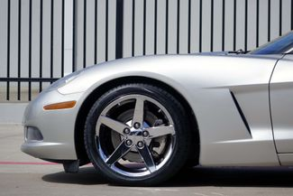 2006 Chevrolet Corvette 6-SPEED * Chrome Wheels * TEXAS CAR! * Keyless Plano, Texas 23