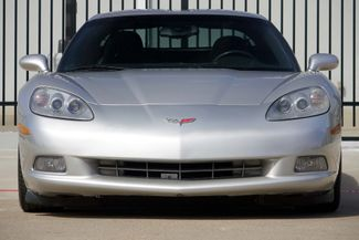 2006 Chevrolet Corvette 6-SPEED * Chrome Wheels * TEXAS CAR! * Keyless Plano, Texas 6