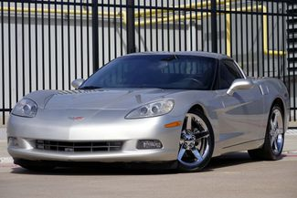2006 Chevrolet Corvette 6-SPEED * Chrome Wheels * TEXAS CAR! * Keyless Plano, Texas 1