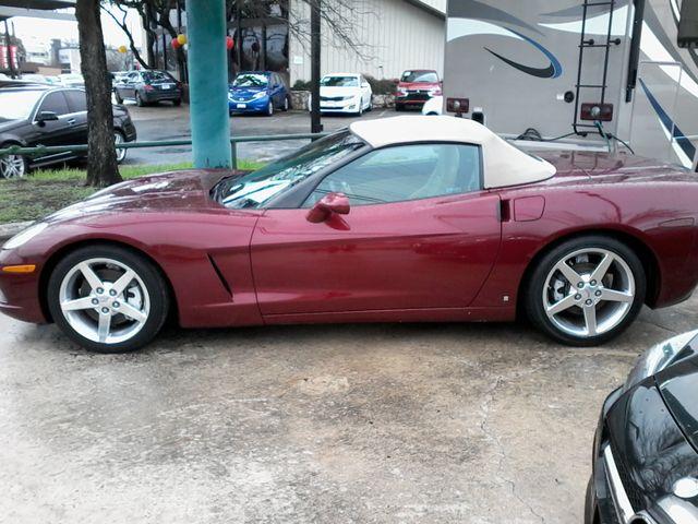 2006 Chevrolet Corvette 2LT San Antonio, Texas 3