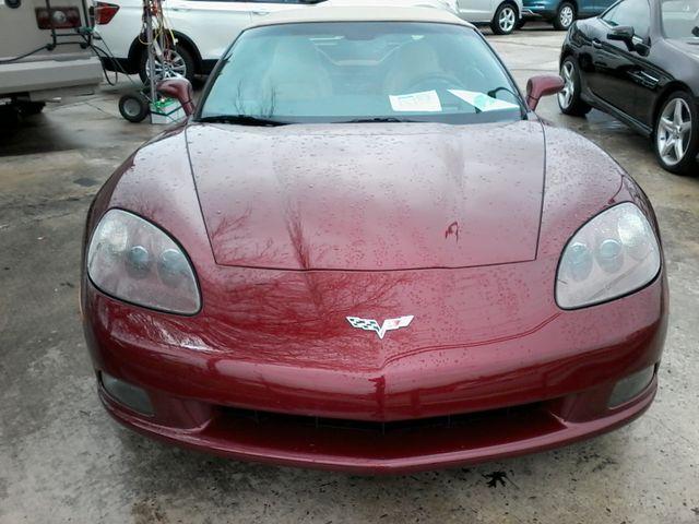 2006 Chevrolet Corvette 2LT San Antonio, Texas 1
