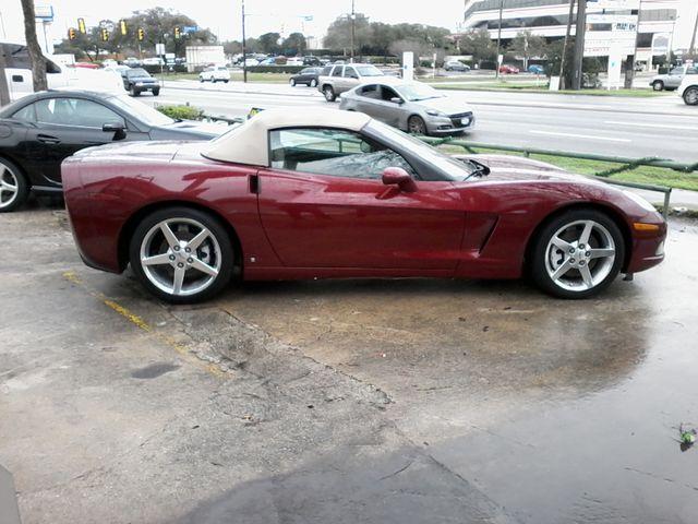 2006 Chevrolet Corvette 2LT San Antonio, Texas 4