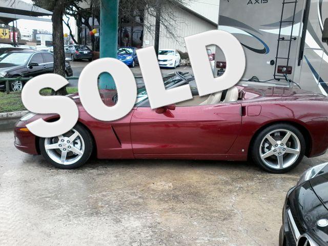 2006 Chevrolet Corvette 2LT San Antonio, Texas 0