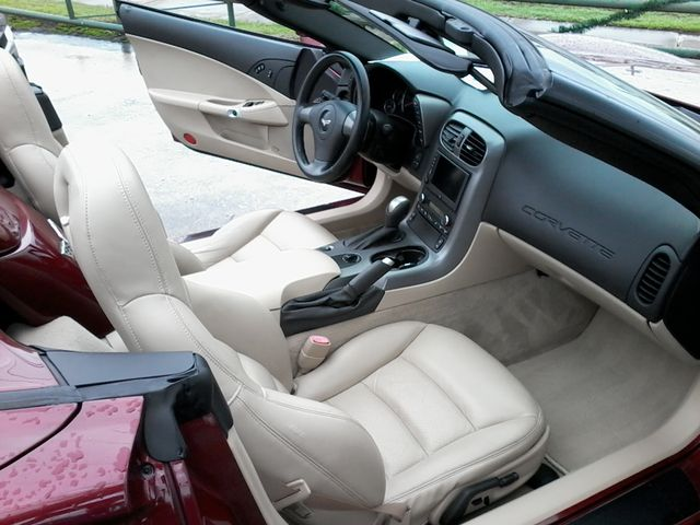 2006 Chevrolet Corvette 2LT San Antonio, Texas 8