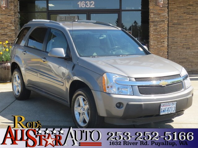 2006 Chevrolet Equinox AWD The CARFAX Buy Back Guarantee that comes with this vehicle means that y