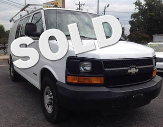 2006 Chevrolet Express Cargo Van CHARLOTTE, North Carolina