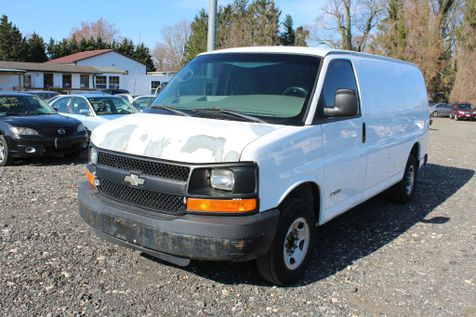 2006 Chevrolet Express Cargo Van  in Harwood, MD