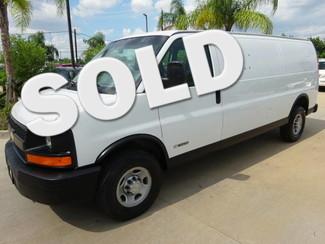 2006 Chevrolet Express Cargo Van G3500 Extended in Houston TX