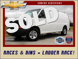 2006 Chevrolet Express Cargo Van 1500 - RACKS & BINS - LADDER RACK! Mooresville , NC