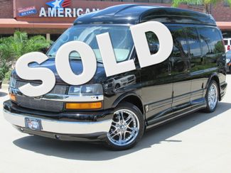 2006 Chevrolet Express High-Top Limited SE Conversion Van | Houston, TX | American Auto Centers in Houston TX