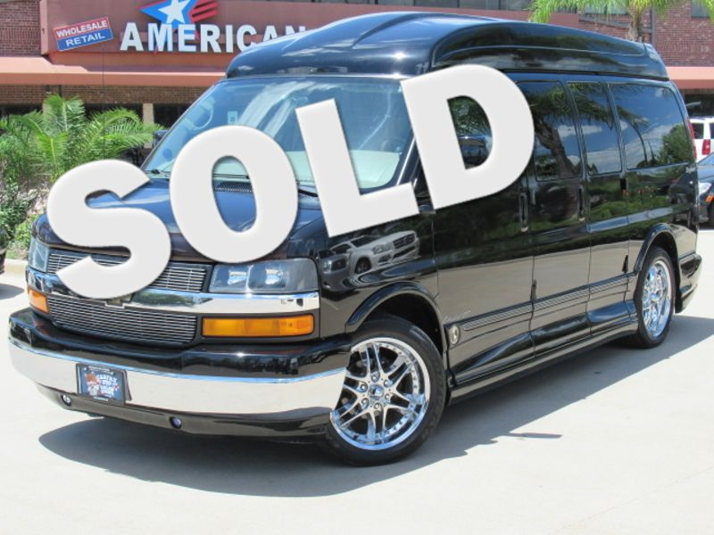 2006 Chevrolet Express High Top Limited SE Conversion Van