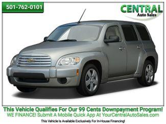 2006 Chevrolet HHR LS | Hot Springs, AR | Central Auto Sales in Hot Springs AR