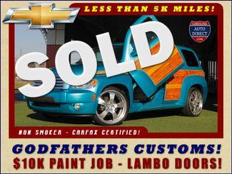 2006 Chevrolet HHR LT - GODFATHERS CUSTOMS - LAMBO DOORS! Mooresville , NC
