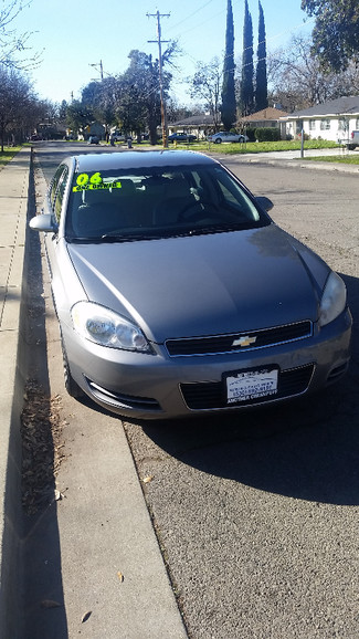 2006 Chevrolet Impala LS Chico, CA 8
