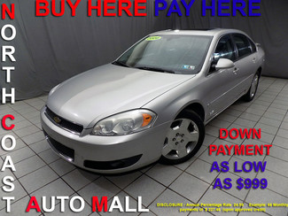 2006 Chevrolet Impala SS As low as $999 DOWN in Cleveland, Ohio