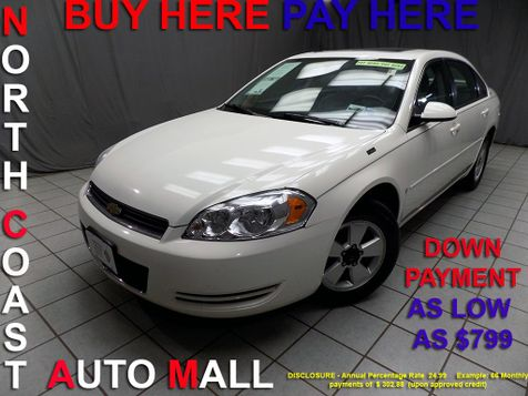 2006 Chevrolet Impala LT 3.5L As low as $799 DOWN in Cleveland, Ohio
