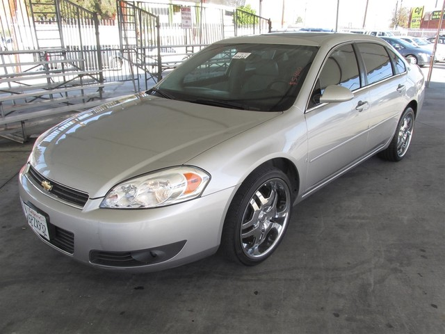 2006 Chevrolet Impala LTZ Please call or e-mail to check availability All of our vehicles are a
