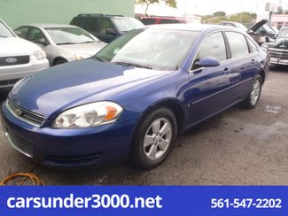 2006 Chevrolet Impala LT 3.5L Lake Worth , Florida