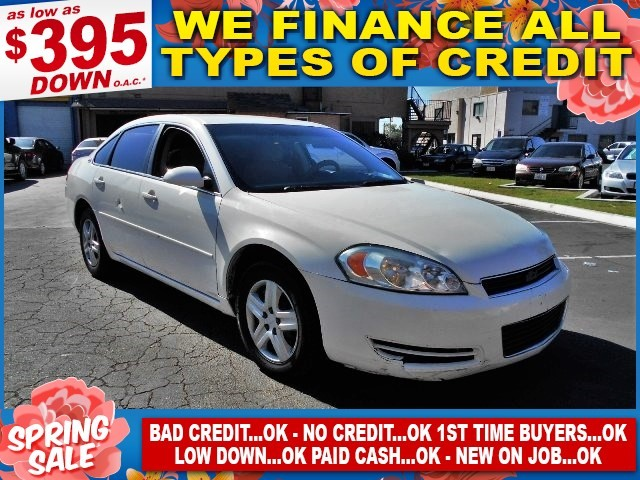 2006 Chevrolet Impala LS AutoCheck report is available upon request Several thousand people are d