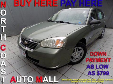 2006 Chevrolet Malibu LS w/1LS As low as $799 DOWN in Cleveland, Ohio