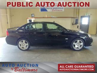 2006 Chevrolet Malibu SS | JOPPA, MD | Auto Auction of Baltimore  in Joppa MD
