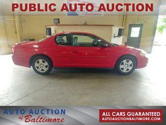 2006 Chevrolet Monte Carlo LS   JOPPA, MD   Auto Auction of Baltimore  in Joppa MD