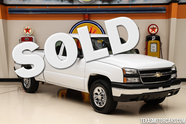 2006 Chevrolet Silverado 1500 Work Truck Financing is available with rates as low as 29 wac G