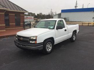 2006 Chevrolet Silverado 1500 Work Truck | Gilmer, TX | H.M. Dodd Motor Co., Inc. in Gilmer TX