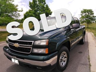 2006 Chevrolet Silverado 1500 LT2 Golden, Colorado