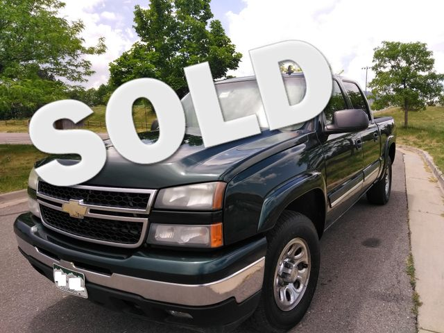 2006 Chevrolet Silverado 1500 LT2 Golden, Colorado 0