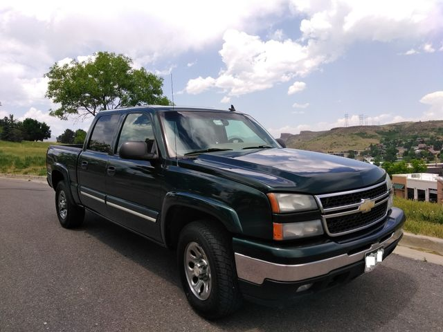2006 Chevrolet Silverado 1500 LT2 Golden, Colorado 1