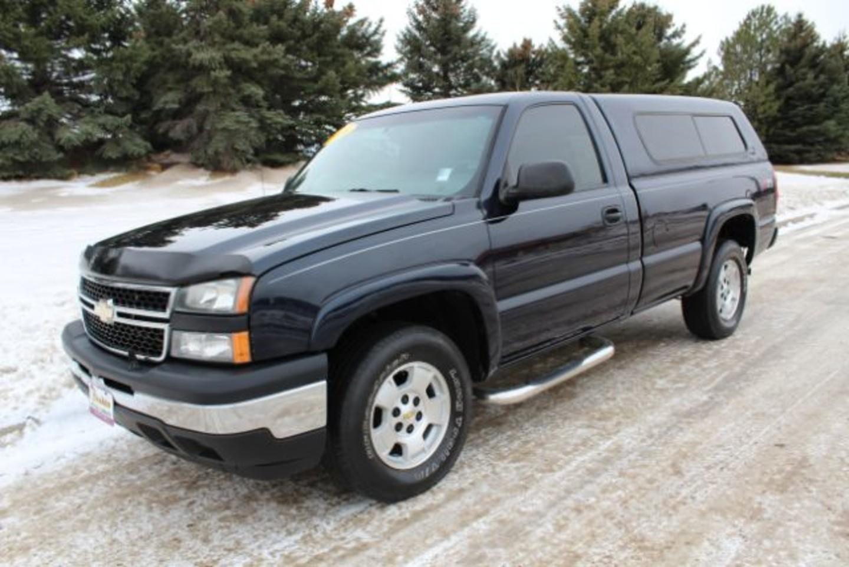 2006 Chevrolet Silverado 1500 Work Truck City Mt Bleskin