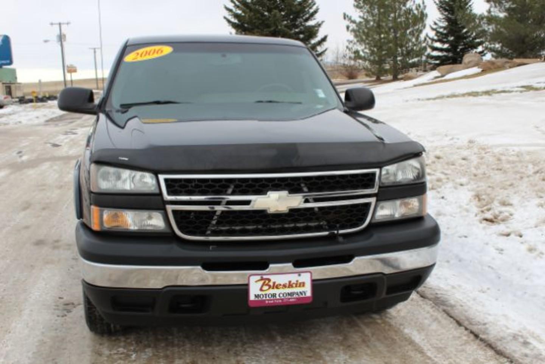 City Motors Great Falls Montana >> 2006 Chevrolet Silverado 1500 Work Truck city MT Bleskin Motor Company