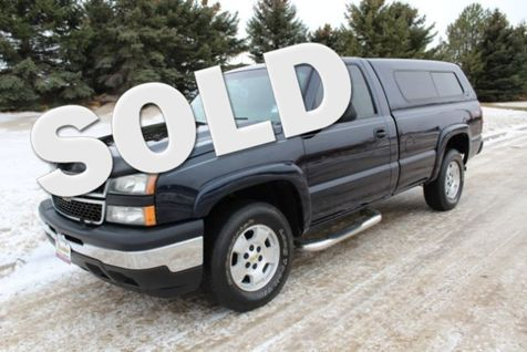 2006 Chevrolet Silverado 1500 Work Truck in Great Falls, MT