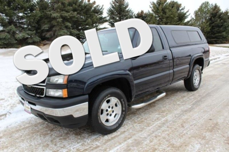 2006 Chevrolet Silverado 1500 Work Truck  city MT  Bleskin Motor Company   in Great Falls, MT
